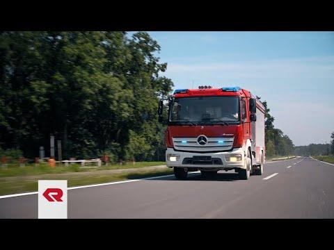 CT Frame - Compact Technology von Rosenbauer
