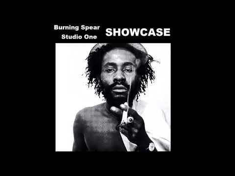 Burning Spear - Studio One Showcase (full album)