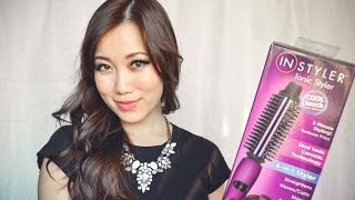 InStyler Ionic Styling Wand | Review & Mini Demo Thumbnail