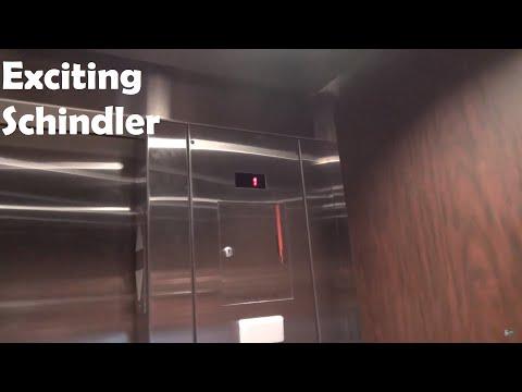 Schindler Hydraulic Elevator At Barnes And Noble Zona Rosa In Kansas City, MO