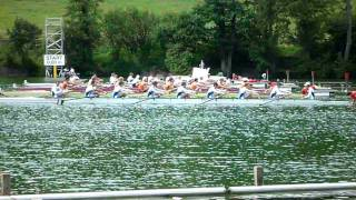 Exhibition Race LM8+ - WC III Lucerne 2009