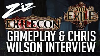 Ziz - Path of Exile 2 Gameplay w/ Chris Wilson Interview