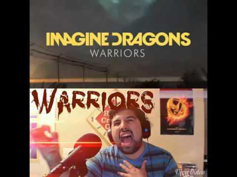"""Warriors"" Mashup-Imagine Dragons ft. Caleb Hyles"