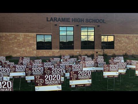Laramie High School Graduation - 2020