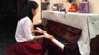 Mẹ hiền yêu dấu - Piano - Uyen Nguyen