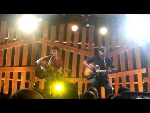 Luke Bryan LIVE in Concert via TheCelebrityCafe.com
