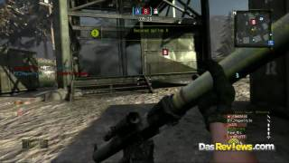MAG Multiplayer Open Beta Gameplay Video - PS3 Massive Action Game