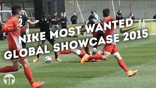 NIKE MOST WANTED - Global Showcase feat. Benteke