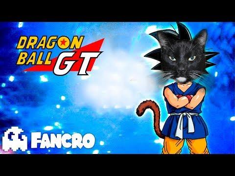 Dragon Ball GT - Mi Corazón Encantado - Cover Gatos