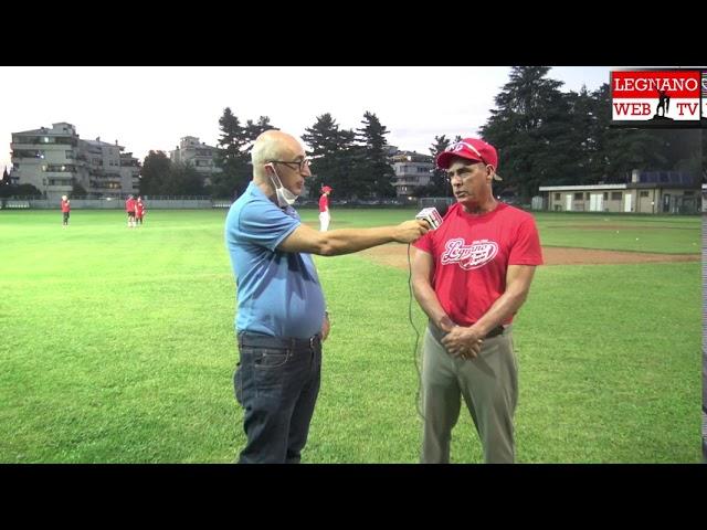Legnano Web TV presenta Legnano Baseball