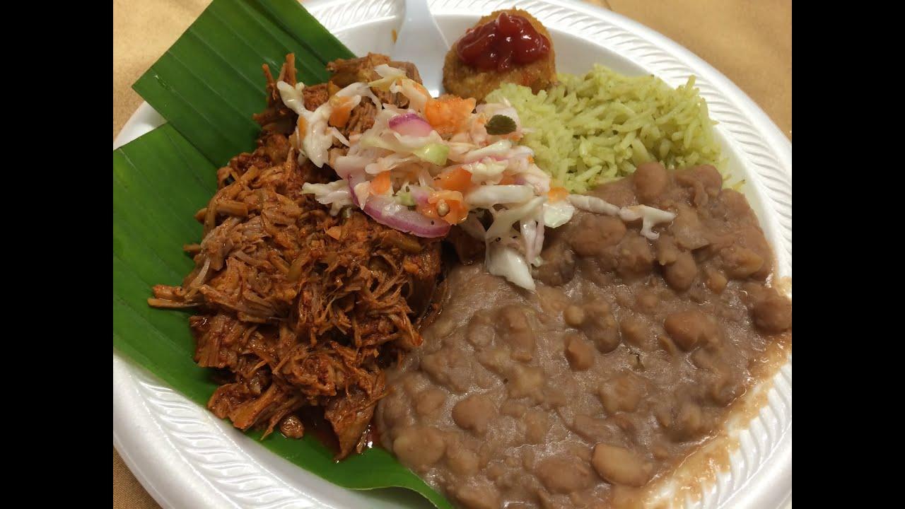Comida Tradicional Para Fiestas Mexicanas Youtube
