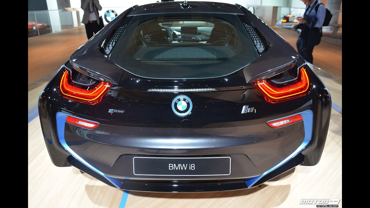 Bmw I8 Price And Features Youtube
