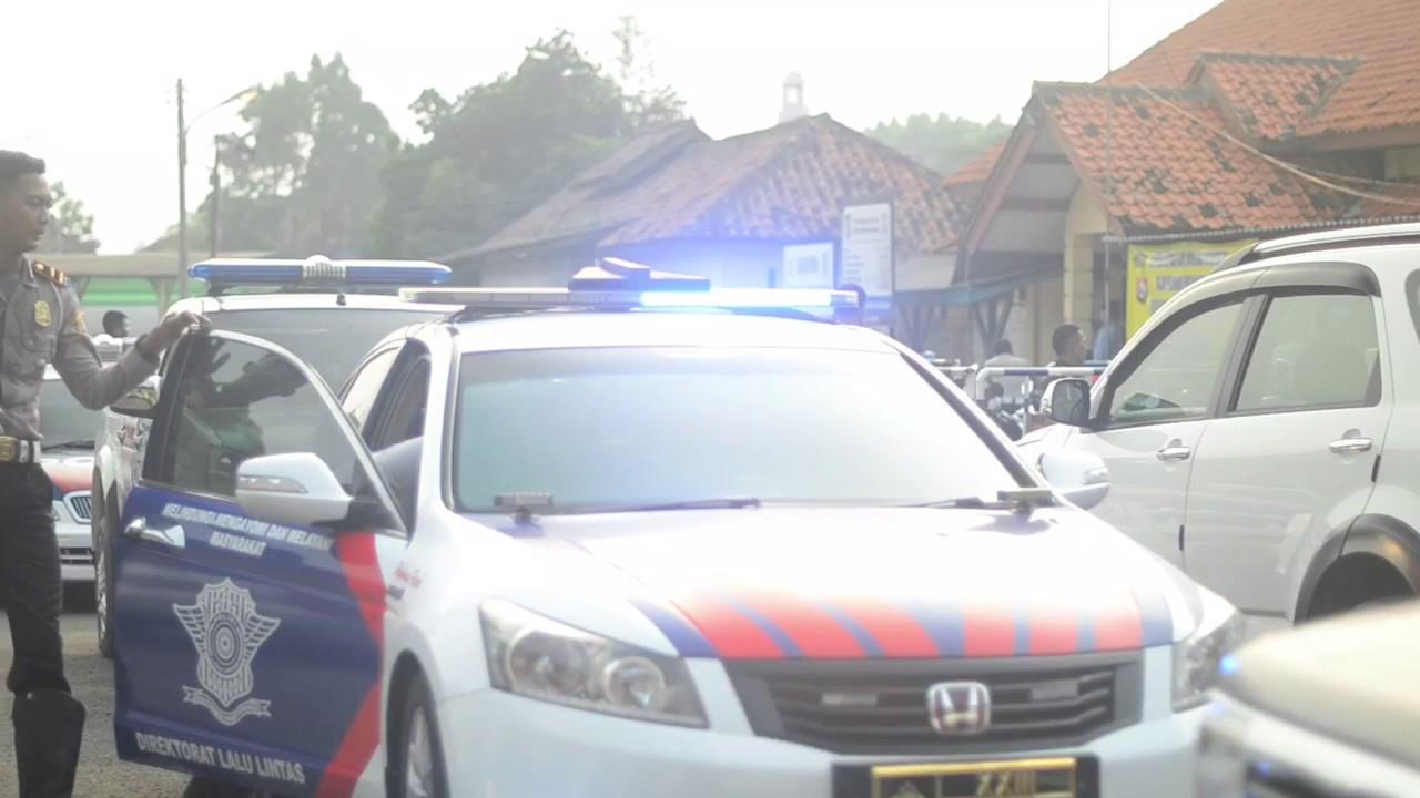 Honda Accord Police Car With Feniex
