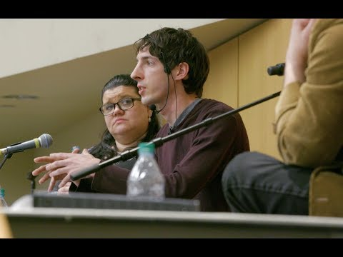 James Damore at Portland State (2/17/18)