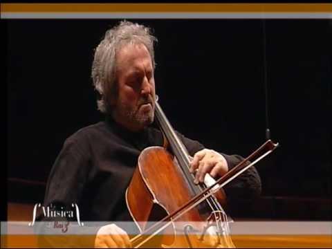 Mario Brunello - HAVUN HAVUN, Ancient Armenian Song for Cello solo