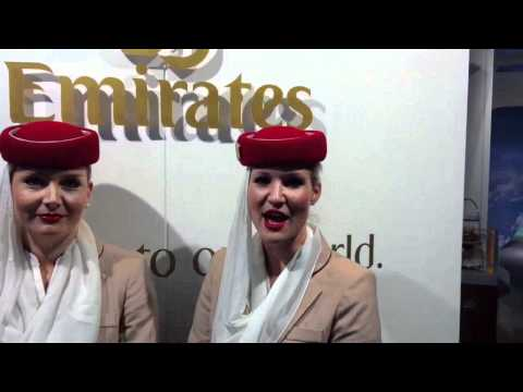 Emirates Open Day Berlin 2012