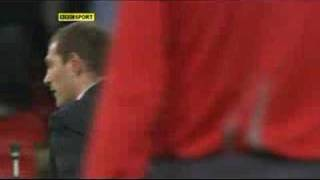 England v Croatia (November 07) - Final Whistle