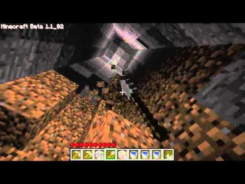 Minecraft Tutorial - How to Find Dungeons