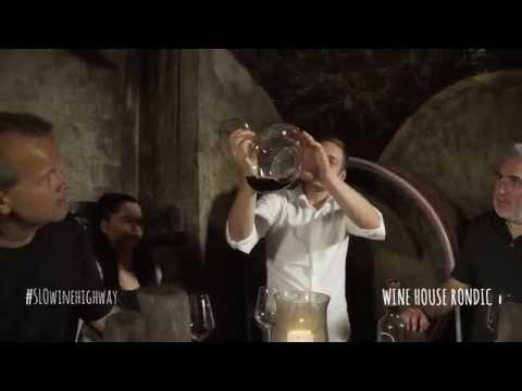 SLOWineHighway - Wine Tasting In Slovenia