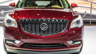 2017 Buick Enclave New Car Essentials