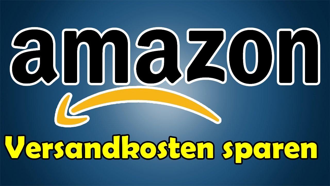 Versandkosten Amazon Sparen