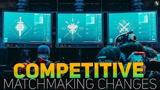 Competitive's NEW Matchmaking Change (Is this an Improvement?)   Destiny 2 Black Armory