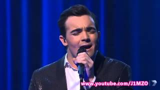 Jason Owen - X Factor Australia 2012 Grand Final - Annie