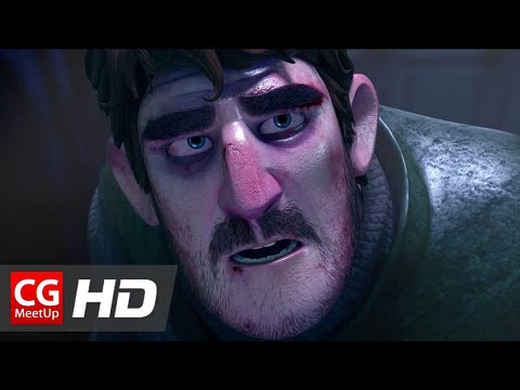 "CGI Animated Short Film HD: ""Geist Short Film"" by Giant Animation Studios"