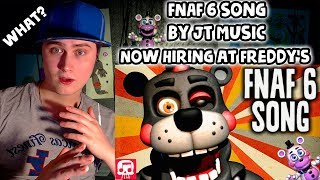 FNAF 6 Song by JT Music -