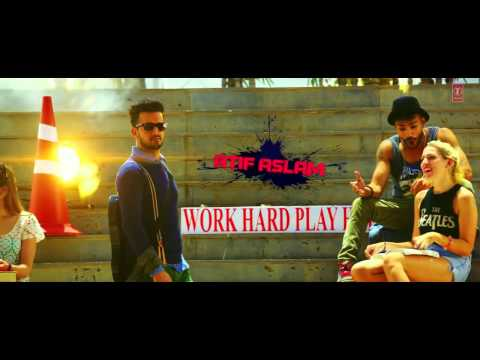 Making of 'Zindagi Aa Raha Hoon Main' VIDEO Song   Atif Aslam, Tiger Shroff
