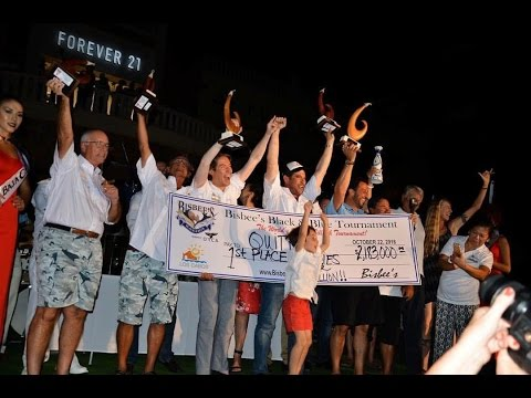2016 Bisbee's Black & Blue Marlin Tournament
