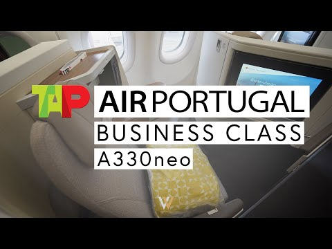 TAP Air Portugal A330neo Business Class