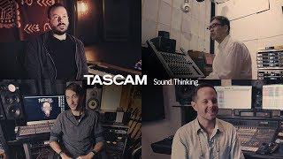 TASCAM 新ブランドガイドラインを策定 新しいキャッチフレーズとブランドビデオを公開
