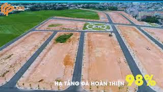 Dự án Quy Nhơn New City khu đô thị xanh trung tâm Tx An Nhơn sắp mở bán