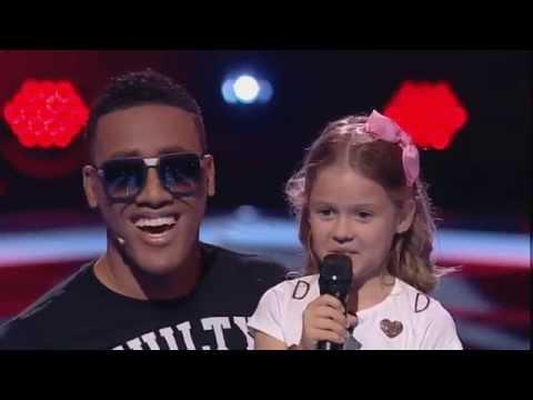 Filipa Ferreira, A Menina De 8 Aninhos Que Deixou Todos DERRETIDOS No The Voice Kids Portugal! TÃO FOFA!!