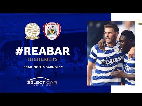 Reading Barnsley Goals And Highlights