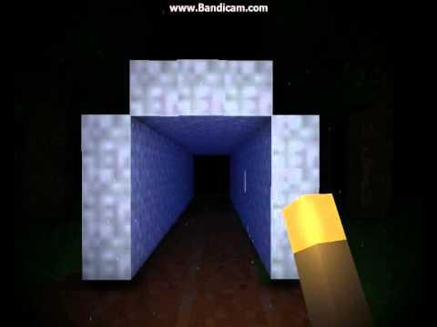 Игра Майнкрафт с Слендером