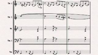 Libertango - Astor Piazolla - Tango Nuevo - Brass Quintet Resimi