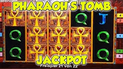Pharaoh's Tomb JACKPOT auf 2€ - Freispiele im Novoline Online Casino HD