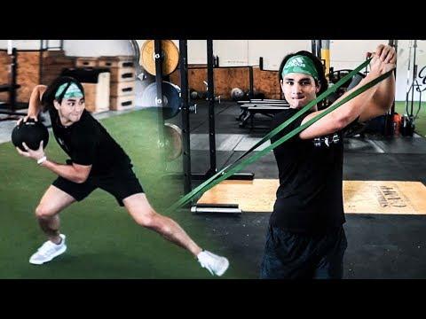 Baseball Specific Upper Body Training | Overtime Athletes