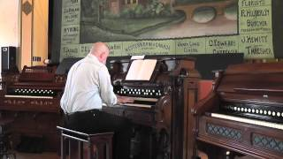 DUBOIS:  Offertoire, played on Dominion reed organ