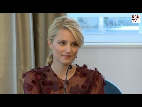 Dianna Agron Interview - Career Plans