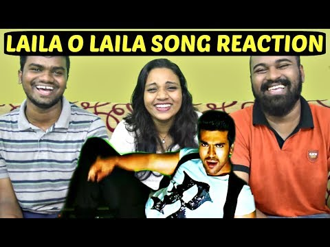 Laila O Laila Video Song Reaction in...