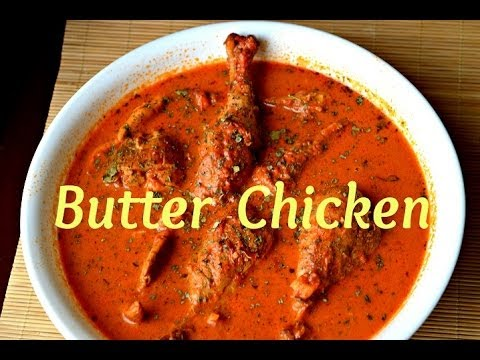 Butter chicken or murgh makhani authentic punjabi recipe video by butter chicken or murgh makhani authentic punjabi recipe video by chawlas kitchen forumfinder Image collections
