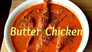 Butter Chicken Or  Murgh Makhani Authentic Punjabi Recipe Video By Chawla's Kitchen