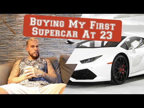 Buying My First Supercar At 23 From Forex | Vlog 6