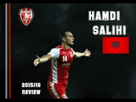 Download HAMDI SALIHI | Skills,Goals,Assists | K.F Skenderbeu | 2015/16