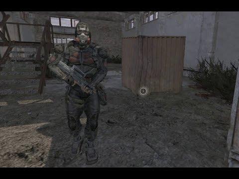 [PC] [30] S.T.A.L.K.E.R. - Тень Чернобыля: Уничтожить наёмников