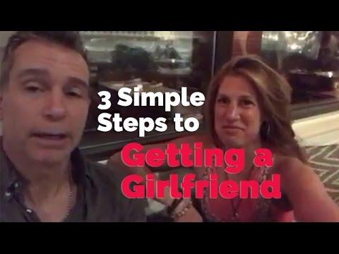 steps on getting a girlfriend