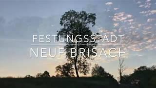 Loches - Die Festungsstadt Neuf-Brisach von Vauban in Frankreich